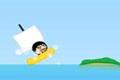 Игра Онлайн игра пиратский спуск