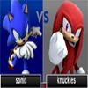 Игра Sonic Smash Brothers