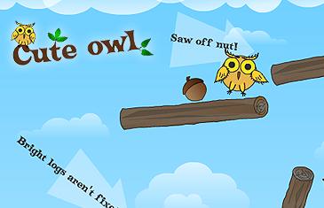 Игра Разбудить сову