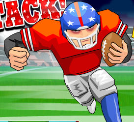 Игра Running Back Attack
