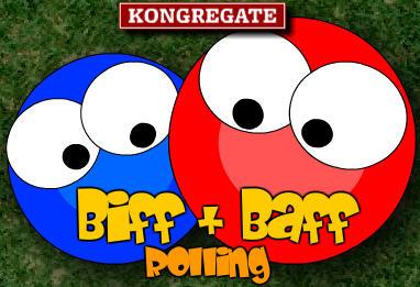 Игра Biff and Baff Rolling