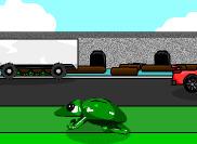 Игра 3D Frogger