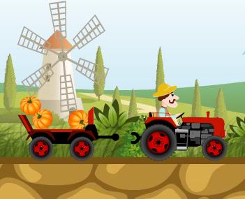 Игра Фермерский экспресс 2