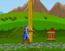 Игра Синий лучник 2