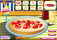 Игра Вкусный пирог с вишней