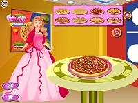 Игра Сладкая пицца