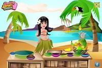 Игра Тропический салат