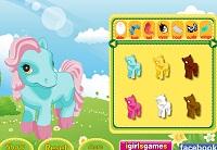 Игра Королевский пони
