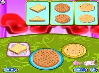 Игра Украшение завтрака