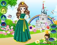 Игра Мода принцессы Изабеллы