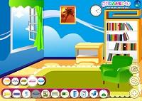 Игра Красочная комната