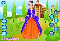 Игра Средневековые платья