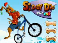 Игра Велосипед для Скуби Ду