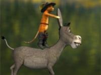 Игра Путешествие кота и осла