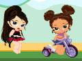 Игра Bratz Babys: Mall Crawl