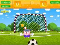 Игра Футбольный вратарь