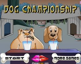 Игра Собачий чемпионат