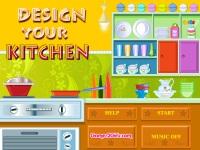 Игра Дизайн вашей кухни