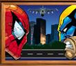Игра Человек Паук и Росомаха