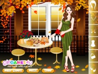 Игра Осенняя вечеринка