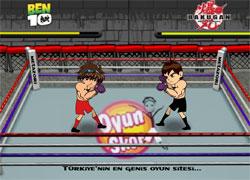 Игра Бокс Ден против Бен 10