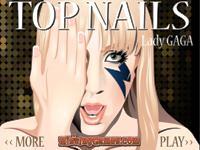 Игра Маникюр для Lady Gaga
