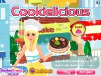 Игра Вкусный пирог