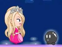 Игра Ночное приключение Барби