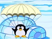 Игра Запуск пингвина