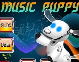 Игра Музыкальный пёсик