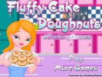 Игра Пышные пончики