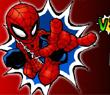 Игра Человек Паук и Бэтмен - пинбол