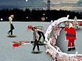 Игра Санта убийца зомби 2