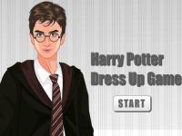 Игра Одень Гарри Поттера