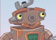 Игра Собери робота