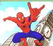 Игра Летящий Человек Паук