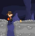 Игра Индиана Джонс: Бег в пещере