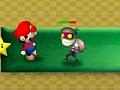 Игра Марио против монстров