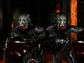 Игра Человек с лицом зомби