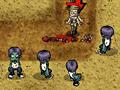 Игра Махо против зомби