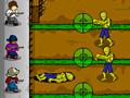 Игра Оборона от зомби