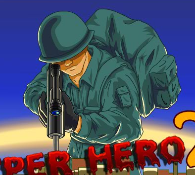 Игра Sniper Hero 2