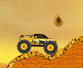 Игра Пустынный монстр