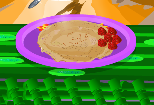Игра Готовим вафли