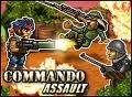 Игра Commando Assault