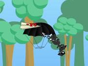 Игра Бумажный самолет