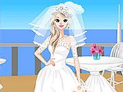 Игра Красивая невеста в белом платье