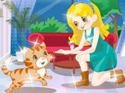 Игра Любимый кот