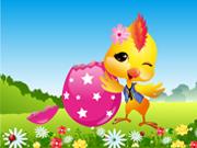 Игра Милый Цыпленок и его Яйцо