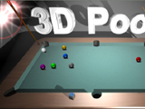 Игра 3D pool
